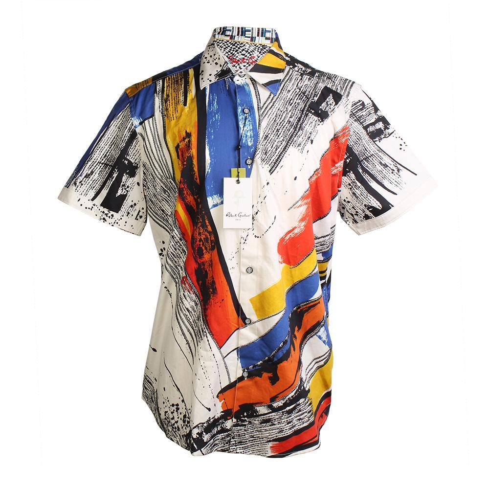 Robert Graham Size Large Monaco Shirt