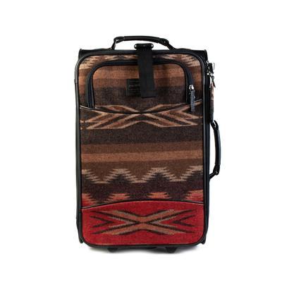 Pendelton Black Rolling Carry on Travel Luggage