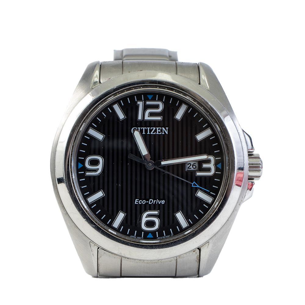 Citizen Eco Drive Silver Watch