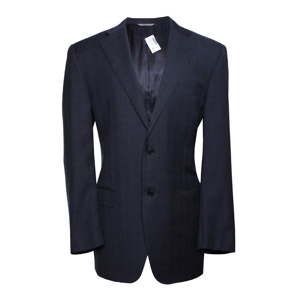 Canali Size 42 Gray Sport Coat