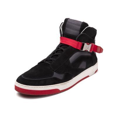 Louis Vuitton Size 10 Slipstream High Tops