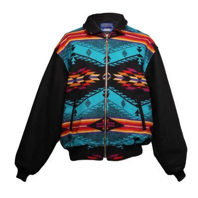 Pendleton Size XL Kilim Knit Jacket