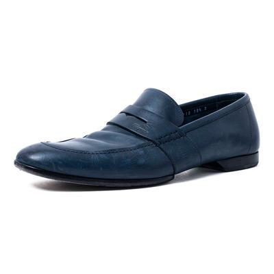 Salvatore Ferragamo Size 10.5 Penny Loafers