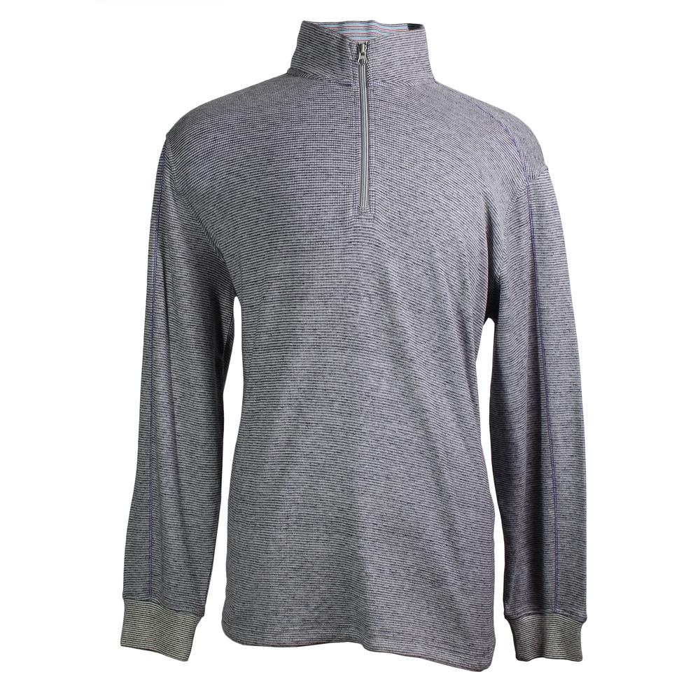 Robert Graham Size Xl Zip Pullover