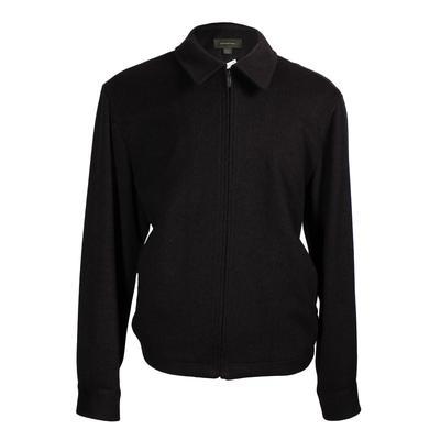 Ermenegildo Zegna Size XL Cashmere Zip Up Jacket