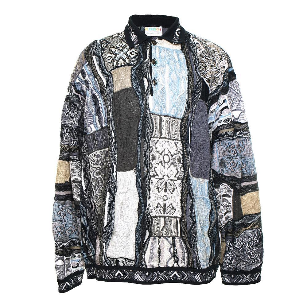 Vintage Coogi Size Xl Mercerized Sweater