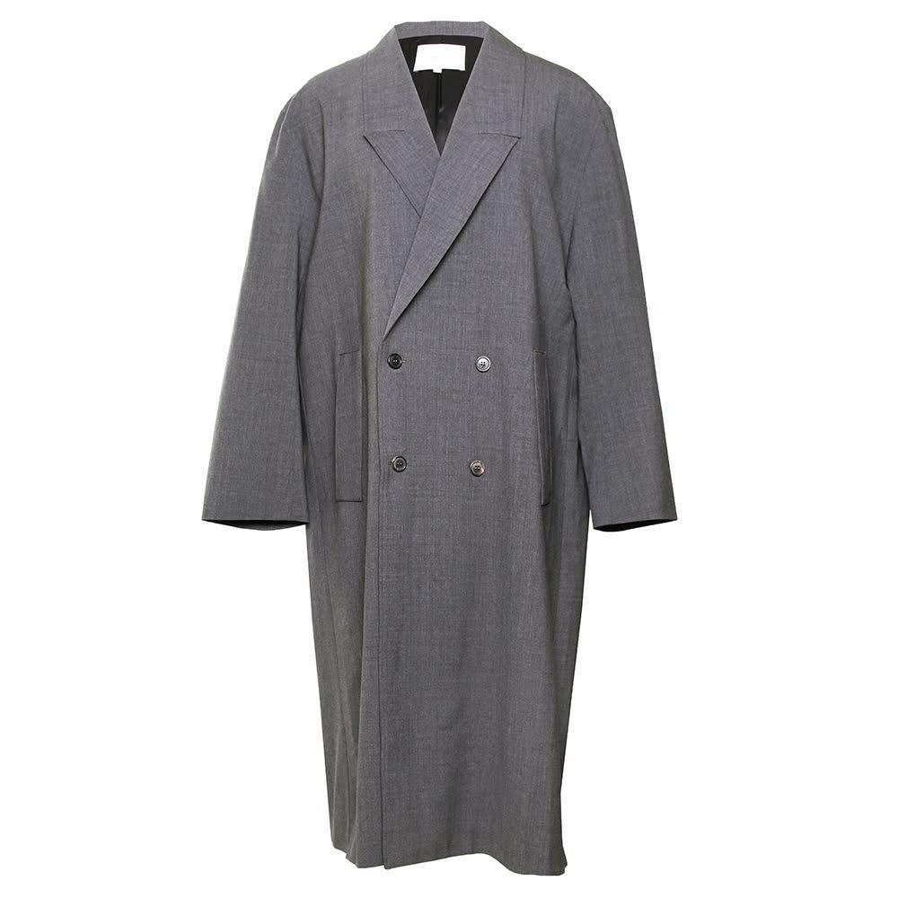 Second Layer Size Medium Grey Overcoat