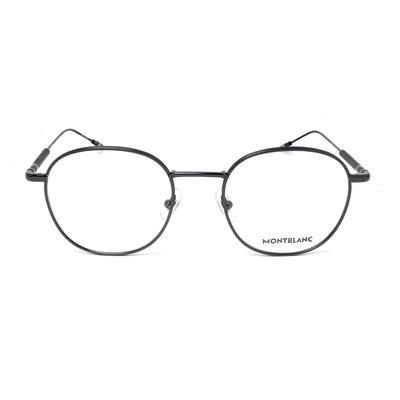Mont Blanc Ruthenium Demo Lens Eyeglasses