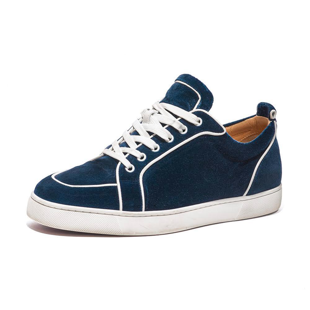 Christian Louboutin Size 11 ' Rantulow Orlato ' Sneakers