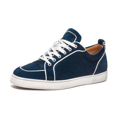 Christian Louboutin Size 11 'Rantulow Orlato' Sneakers