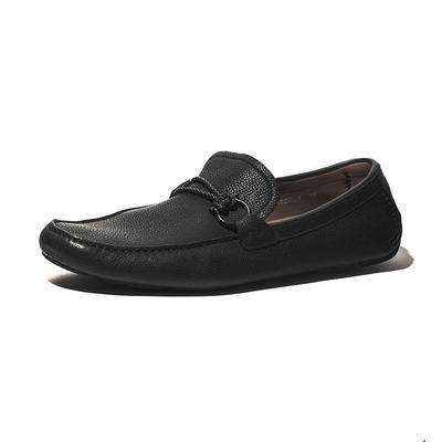 Salvatore Ferragamo Size 13 Gancini Driver Loafers