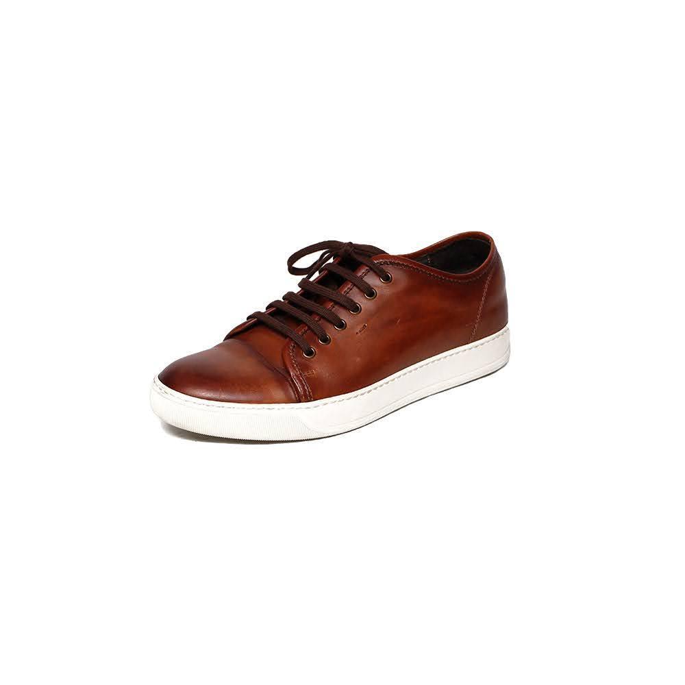 Santori Size 10.5 Brown Sneakers