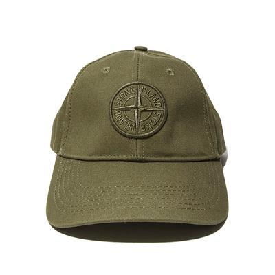 Stone Island 'Logo' Baseball Hat