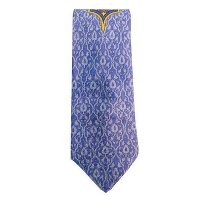 Vintage Blue Versace Tie