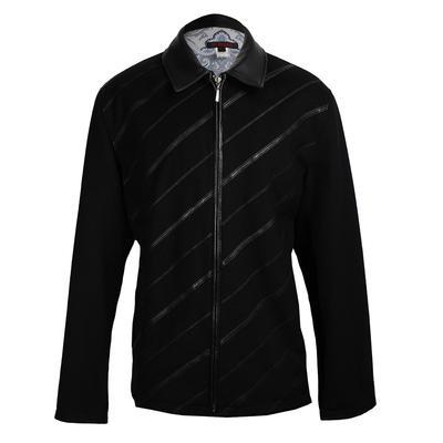 Torras Black Cashmere Jacket